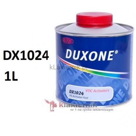 Utwardzacz DuPont DUXONE DX1024 szybki HS - 0,5 L x 2