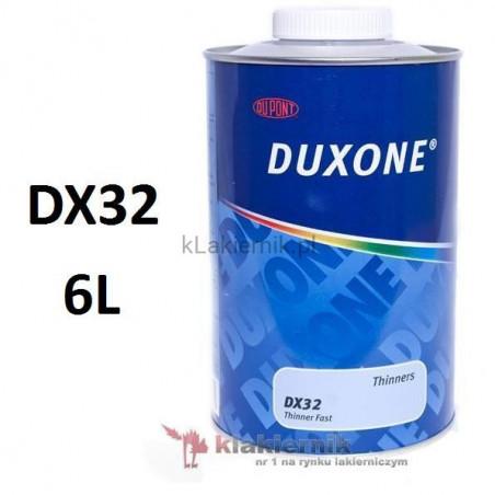Rozcieńczalnik DuPont DUXONE DX32 szybki - 1 L x 6