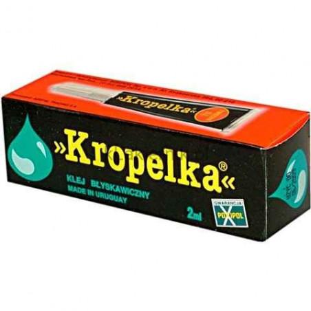 Klej błyskawiczny POXIPOL - KROPELKA - 2 ml