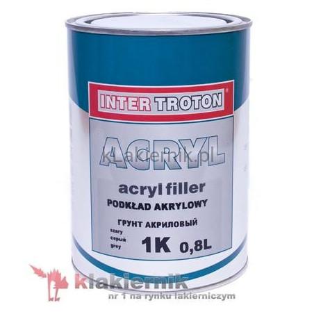 Podkład akrylowy TROTON - 1K - 0,8 L