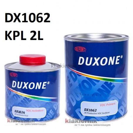 Podkład wypełniający DuPont DUXONE DX1062 - kpl (2 + 0,5) L