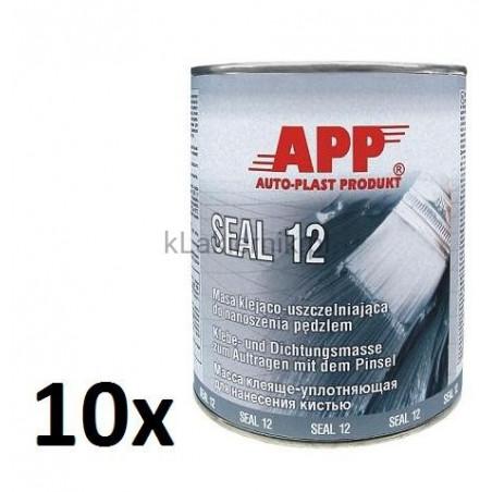 Masa klejąco-uszczelniająca APP 040105 SEAL12 10 x 1 kg