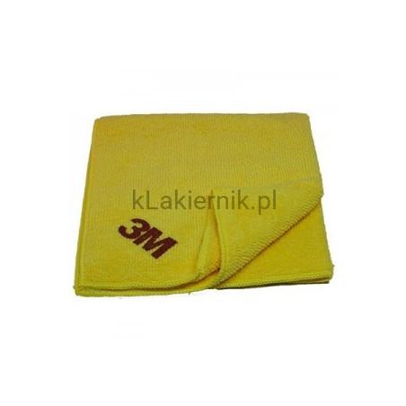 Ściereczka 3M 50400 żółta z mikrofibry Ultra Soft Cloth