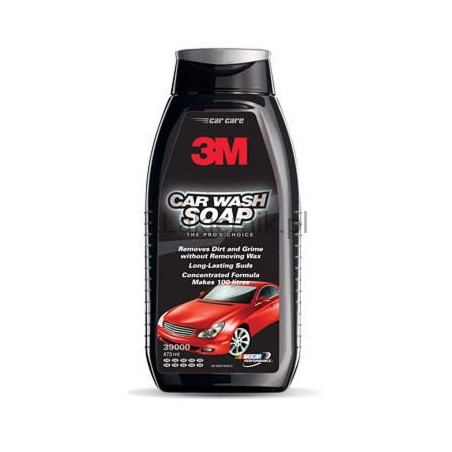 Szampon 3M 39000 do mycia samochodu Car Wash Soap - 473 ml