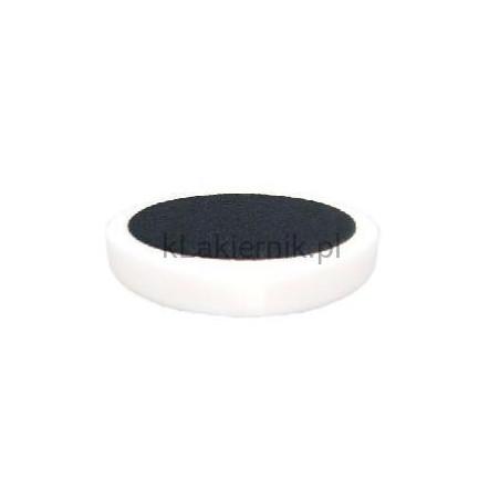 Gąbka polerska APP 080105 na rzep d150 biała twarda gładka