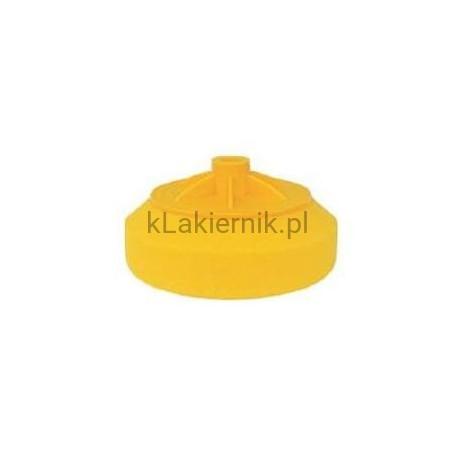 Gąbka polerska APP 080402 M14 d150 żółta