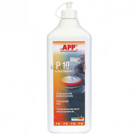 Pasta polerska APP 081319 drobnoziarnista P10 1000 ml