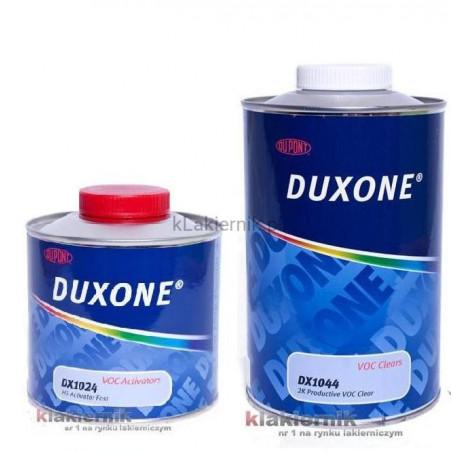 Lakier bezbarwny DuPont DUXONE DX1044 - kpl (1 + 0,5) L
