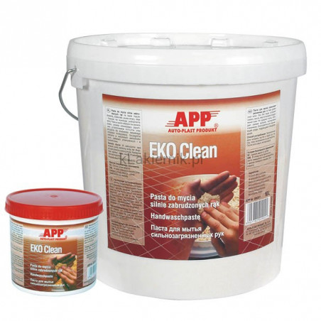 Pasta do mycia silnie zabrudzonych rąk APP 090202 Eco Clean 600