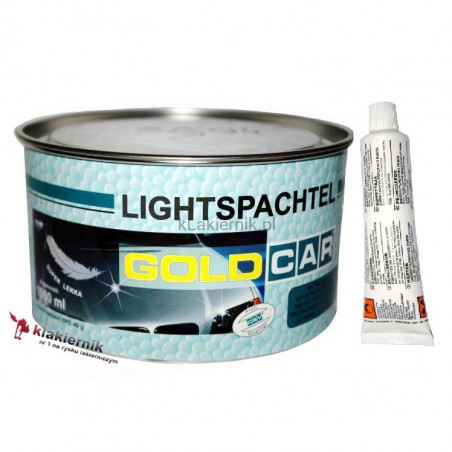 Szpachlówka Superlekka LIGHT - GOLD - 1000ml