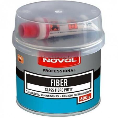 Szpachlówka z włóknem szklanym NOVOL 1222 FIBER - 600 g