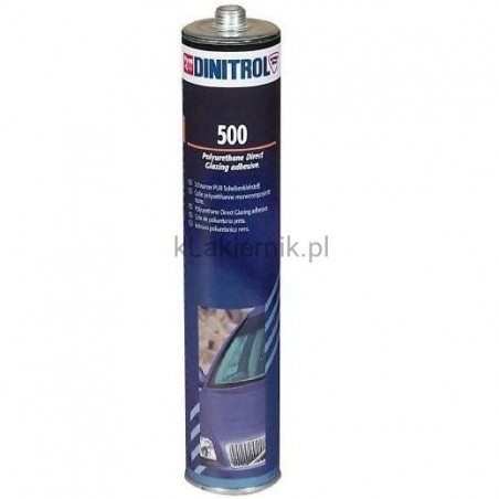 Klej do szyb DINITROL 12061 - 500 FC - 310 ml