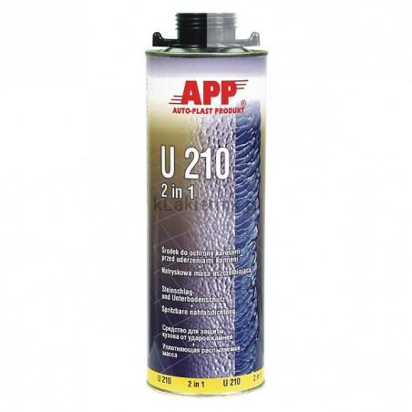 Masa klejąco-uszczelniająca APP 050111 U210 - 1 kg