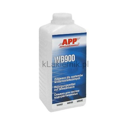 Zmywacz APP 030179 do systemów wodorozcieńczalnych WB900 - 1 L