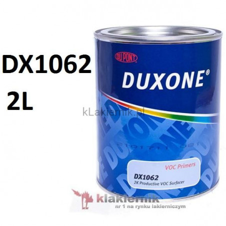 Podkład wypełniający DuPont DUXONE DX1062 - 1 L x 2