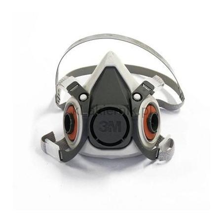 Część twarzowa 3M do maski lakierniczej serii 6000