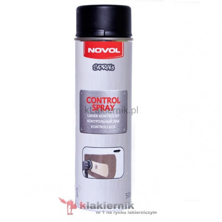 Kontrast kontrolny NOVOL CONTROL SPRAY - 500 ml