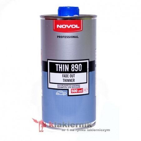Rozcieńczalnik do cieniowania NOVOL THIN 890 - 0,5 L