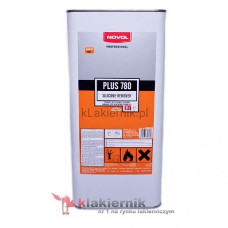 Zmywacz silikonowy NOVOL PLUS 780 - 5 L