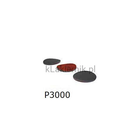 Dysk ścierny MIRKA - Abralon 150 mm - P3000