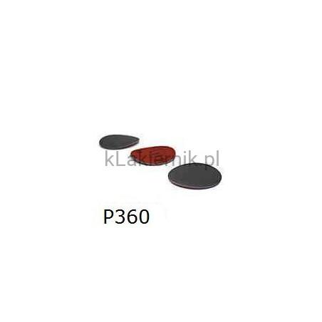 Dysk ścierny MIRKA - Abralon 150 mm - P 360
