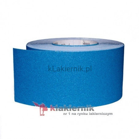 Papier ścierny SIA na sucho 115 mm (P80 - P400) - 50 m