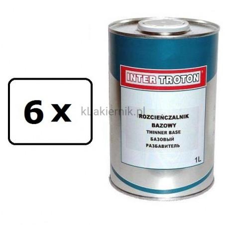 Rozcieńczalnik bazowy TROTON 2279 - 1 L x 6