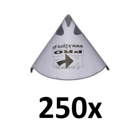 Sitko lakiernicze K2 125 mikronów do lakierów wodnych - 250