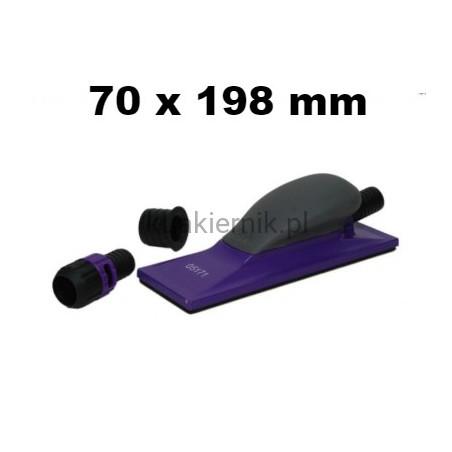 Blok ręczny 3M 05171 - Hookit Purple+ 70 x 198 mm