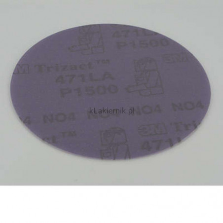 Krążek ścierny 3M 05600 Trizact 150 mm - P1500