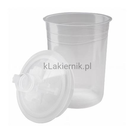 Zestaw Kubków 3M 16114 mini PPS - 200 mikronów, 180 ml