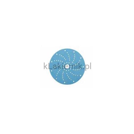 Krążek ścierny 3M 325U MONTANA niebieski - (P80 - P600)