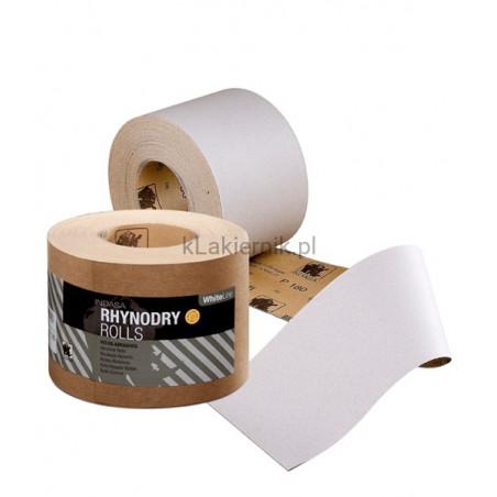 Papier ścierny INDASA na sucho 115 mm x 50 mb