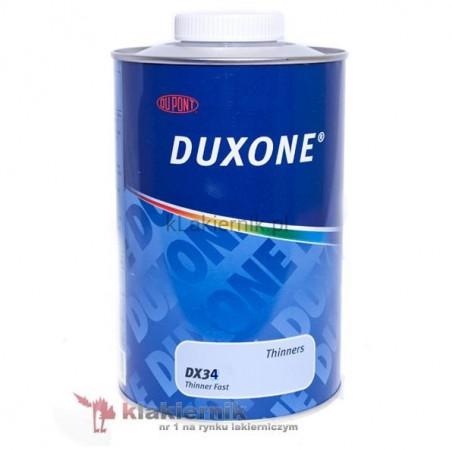 Rozcieńczalnik DuPont DUXONE DX34 standard - 1 L