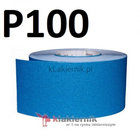 Papier ścierny SIA na sucho 115 mm - P100
